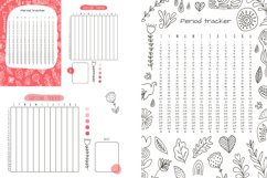 Lady Tracker Template Product Image 1