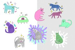 Magical Cats Aliens Set Product Image 2