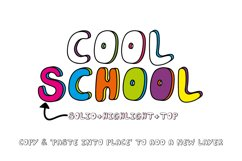 Cool School Product Image 2