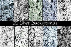 100 Shiny Foil Festive Backgrounds Product Image 4