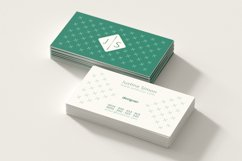 Printable Business Card Template. Product Image 3