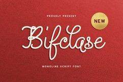 Web Font Bifclase Product Image 1