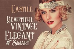 Castile - Display Font Product Image 2