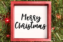 Merry Everything - A Handlettered Font Pair Product Image 4