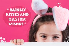 Easter Spring display fonts - Trio Product Image 3