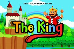 The King Display Product Image 1