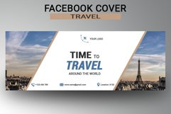 Travel Facebook Cover Product Image 1