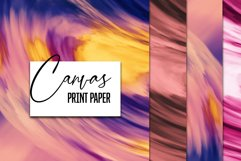 Hand painted Canvas Prints. Abstract painting collection Product Image 1