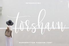 Torshavn Script Product Image 2