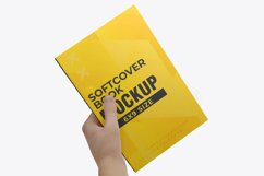Softcover Book Mockups Product Image 5