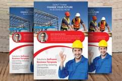 Construction Flyer Templates Product Image 1