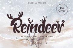 Reindeer Product Image 1