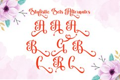Rosthila Script Product Image 6