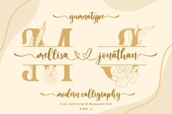 Mellisa Jonathan Vol.1 Product Image 1