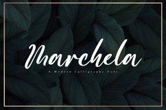 Marchela Script Product Image 1