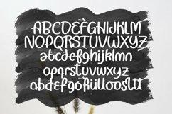 Web Font Brandish - Quirky Handrawn Font Product Image 6