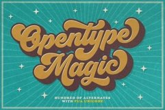 Groovy - Retro Font Product Image 4