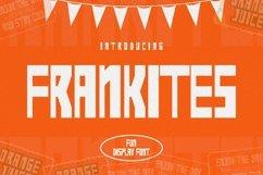 Web Font Frankites Font Product Image 1