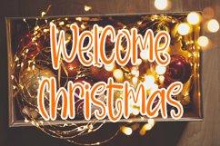 Welcome Christmas Product Image 1
