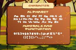 Godlike-Legends Adventure Display Font Product Image 2
