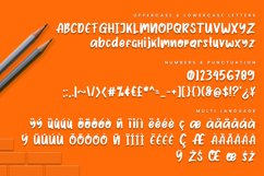 Carnival Font Product Image 5