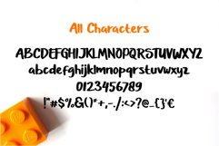 Just Marsha - Fresh Tasty Font Product Image 5