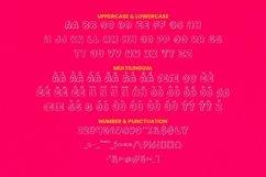 Web Font Bwallo Font Product Image 3