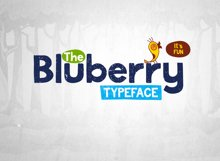 Bluberry Typeface Product Image 1