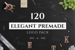 1200 Premade Logos Mega Bundle Product Image 11