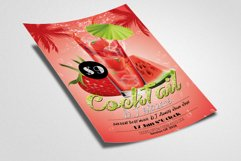 Cocktail Party Flyer Product Image 2