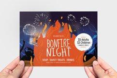 Bonfire Night Flyer Template v2 Product Image 3