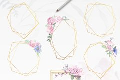Chic Watercolor Floral Collection Product Image 5