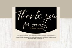 Bettyna   Handwriting Script Font Product Image 6