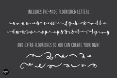 FRESH LINENS a Bold Distressed Farmhouse Font Product Image 4