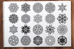 500 Vector Mandala Ornaments Product Image 2