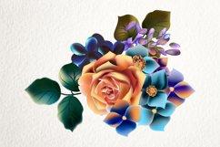 Beautiful wedding bouquets set Vol.2 Product Image 4