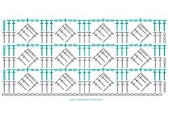 HookinCrochet Symbols 1 Font Software Product Image 3
