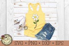 Flower SVG Bundle-Inspirational Words-Spring Flowers Bundle Product Image 2