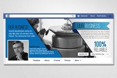 10 Business Facebook Timelines Bundle Product Image 4