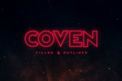 Coven Typeface Product Image 1