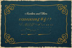 Portland Script Font Product Image 3