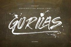 GORILAS Hand Brush Product Image 2