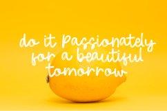 Fresh Lemonade Brush Playful Font Script Product Image 4