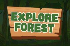 River Adventurer - Gaming Font Product Image 5