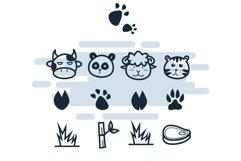 Animal Footprints Product Image 3