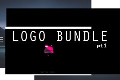 Simple Minimalist Logo pt.1 BUNDLE Product Image 1