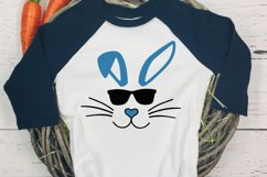 easter svg, bunny svg, easter bunny svg, bunny sunglasses Product Image 4
