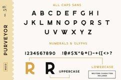 Purveyor - 8 Fonts Included - Font Bundle Product Image 4