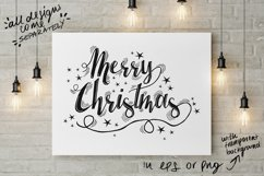 Christmas lights: lettering + more! Product Image 4