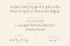 madelita Modern Handwritten Font Product Image 6